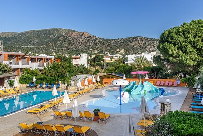 Séjour Grèce - Katrin Hotel and Bungalows - Crète