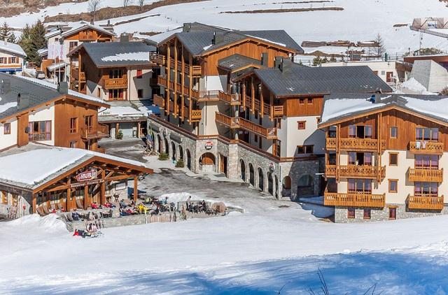 Résidence Les Balcons de Val Cenis Village 4* - 1