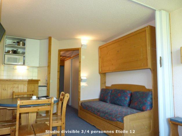 France - Alpes - La Plagne - Plagne Aime 2000 - Skissim Classic - Appartement Vue Pistes