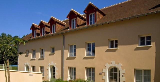 France - Poitou - Centre - Loire - La Roche Posay - Résidence La Roche Posay
