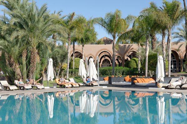 Hotel Pullman Marrakech Palmeraie Resort  U0026 Spa 5