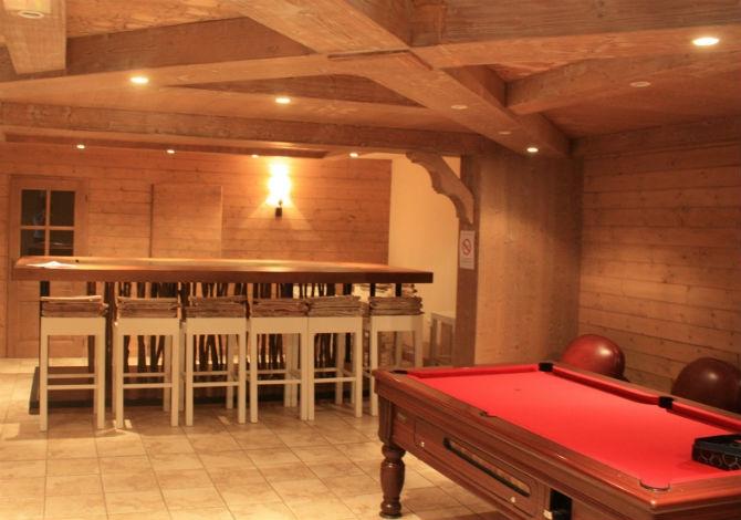 Residence les chalets de wengen les coches alpes france - Office de tourisme montchavin les coches ...