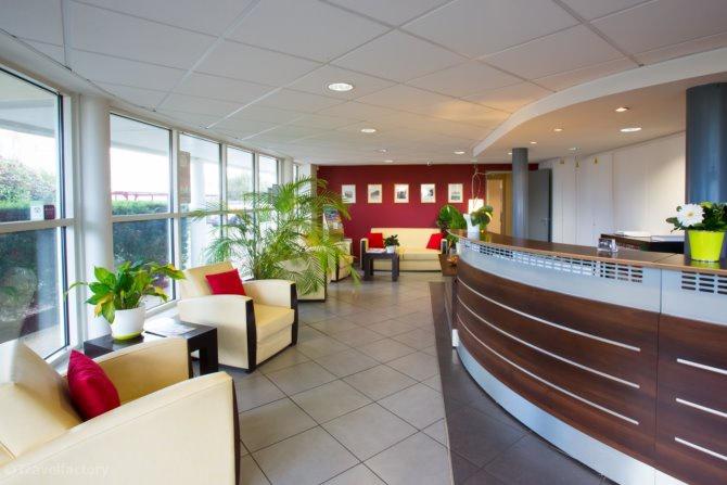 France - Sud Ouest - Mérignac - Apparthôtel All Suites Mérignac