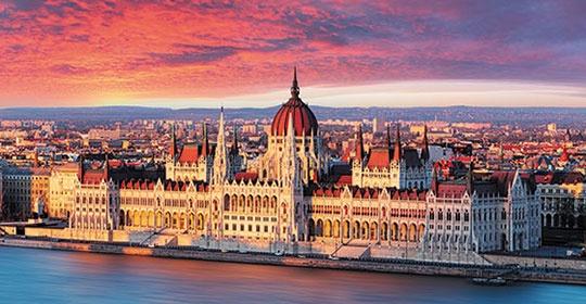 Circuit Merveilles du Danube : de Budapest à Vienne en passant par Bratislava - 1