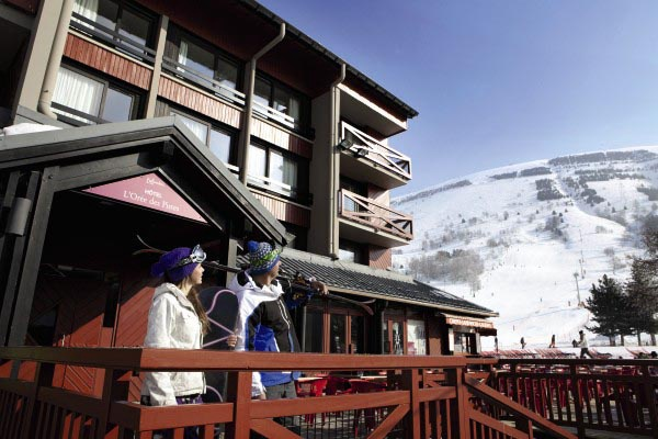 France - Alpes - Les Deux Alpes - Hôtel Belambra L'Orée des Pistes 2*