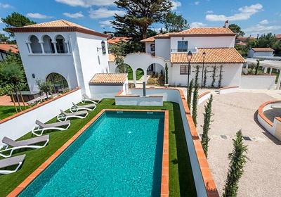 Residence les villas milady biarritz atlantique sud - Residence de vacances gedney architecte ...