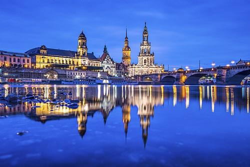 Allemagne - République Tchèque - Circuit Cap sur Berlin, Dresde et Prague