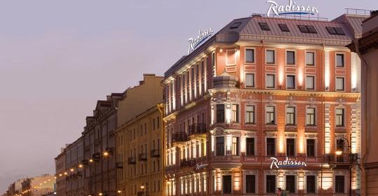 Russie - Saint Petersbourg - Circuit Nouvel An à Saint-Pétersbourg