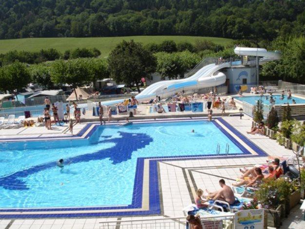 Camping l 39 ideal annecy alpes france avec voyages leclerc locatour ref 50875 - Camping avec piscine haute savoie ...