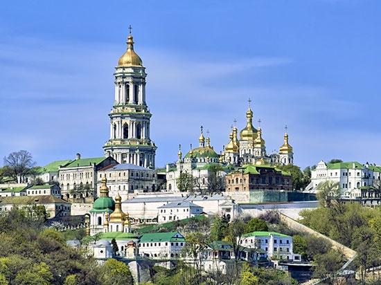 Ukraine - Escapade Kiev: Passionnante Capitale en Hôtel 3*