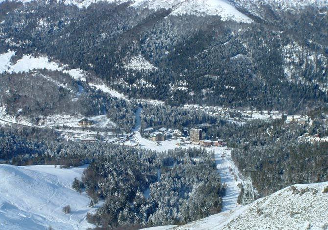 France - Auvergne - Super Lioran - Résidences Village du Haut Lioran