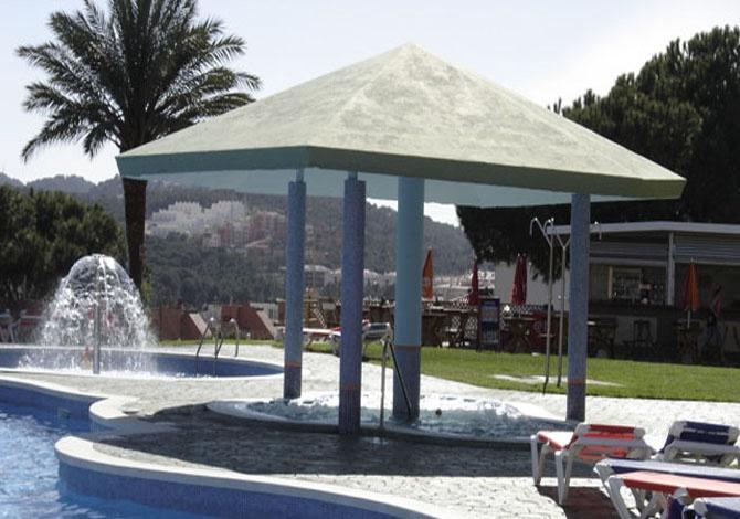 Espagne - Costa Brava - Lloret del Mar - Résidence Bolero Park