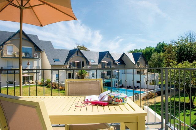 France - Bretagne - Bénodet - Résidence Les Jardins d'Arvor