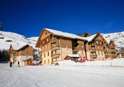 France - Alpes - Saint Sorlin d'Arves - Résidence Odalys Prestige L'Orée des Pistes 3*