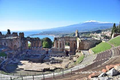 Séjour Italie - Panorama Sicilien - Sicile