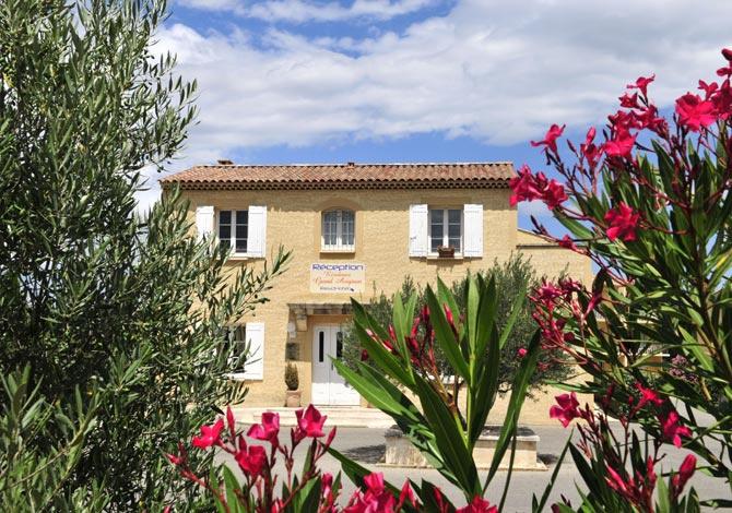 Résidence Le Grand Avignon - 1