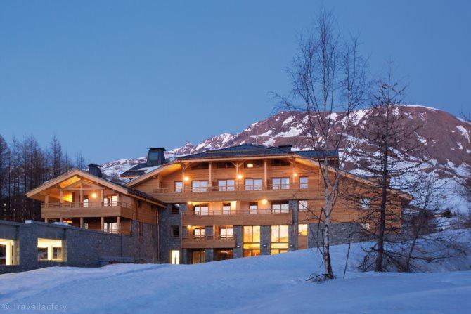 Résidence Lagrange L'Alpenrose 4* - Alpe d'Huez - 1