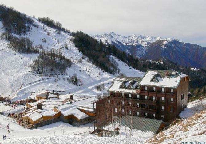 France - Pyrénées - Guzet - Résidence du Haut Couserans