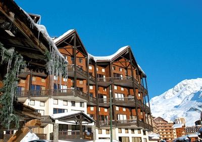 France - Alpes - Val Thorens - Résidence-Club Le Silveralp