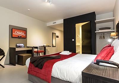 Appart 39 hotel paris xvii paris ile de france france avec for Appart hotel paris 5 personnes