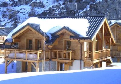 Chalet Alpen Roc - 1