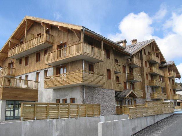 France - Alpes - Superdévoluy - Résidence Le Hameau du Puy