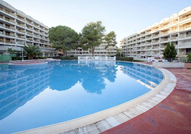 residence catalonia park salou costa dorada espagne avec voyages leclerc locatour ref 113267. Black Bedroom Furniture Sets. Home Design Ideas
