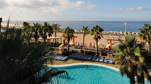 Savoy Calheta Beach - Madère