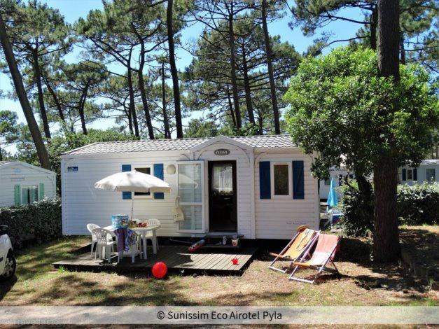 France - Atlantique Sud - Pyla sur Mer - Camping Sunissim Airotel Pyla 3*