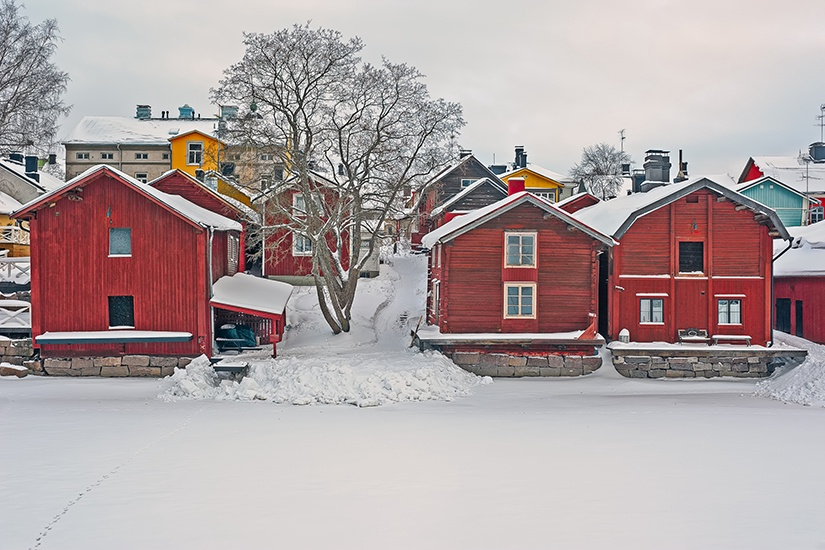 Suède - Circuit Nouvel An en Mer Baltique