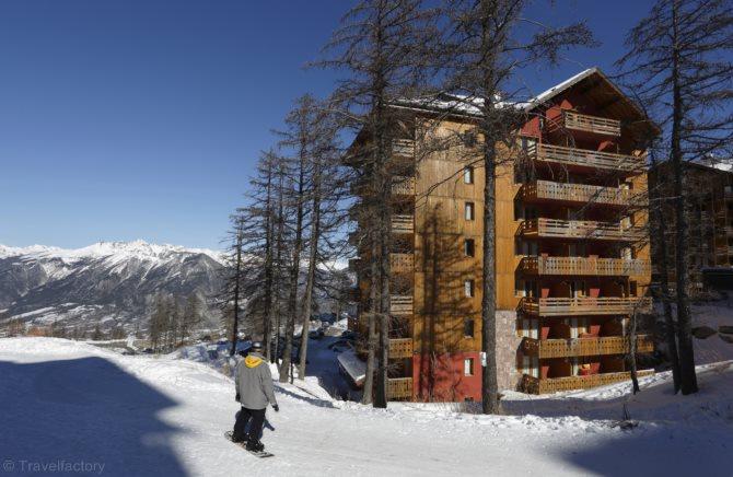 France - Alpes - Risoul - Résidence Vega