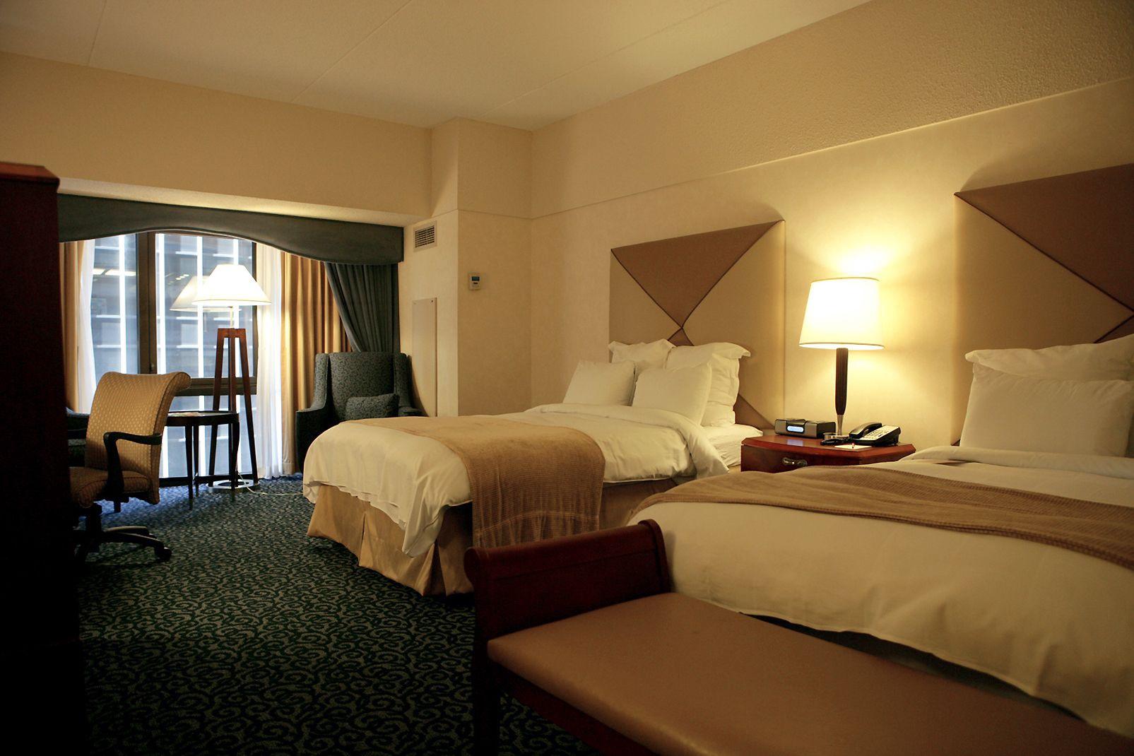 Hôtel New York Mariott Marquis 4* « sans transfert » - 1