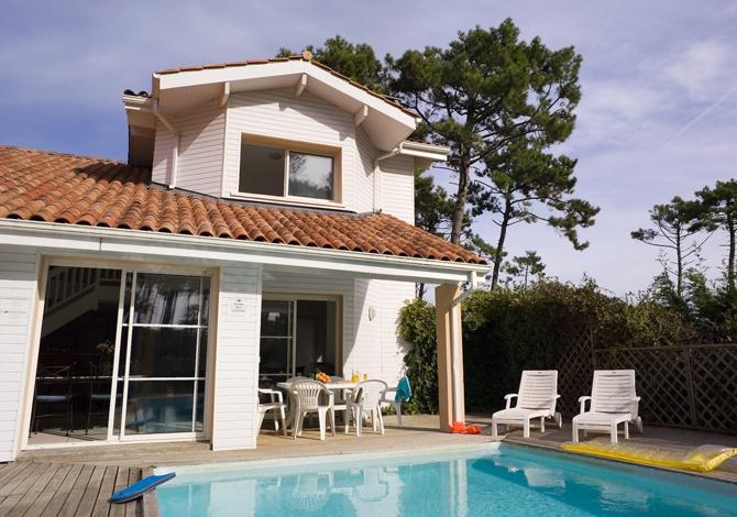 France - Atlantique Sud - Moliets - Villas Club Royal Océan 17