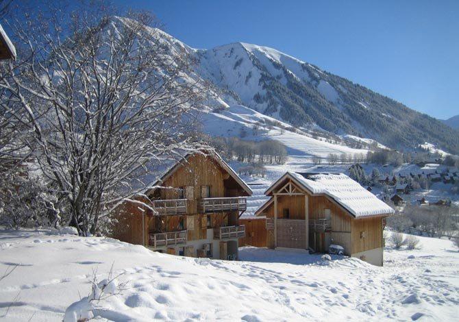 France - Alpes - Saint Jean d'Arves - Résidence Les Marmottes