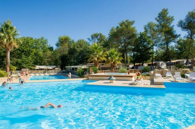 France - Sud Est et Provence - Nan les Pins - Camping Sunissim Le Domaine de la Sainte Baume 4*