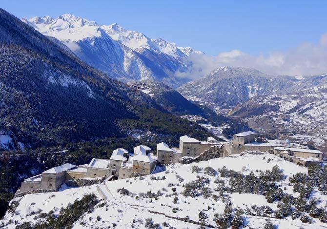 France - Alpes - La Norma - Résidence Plein Soleil