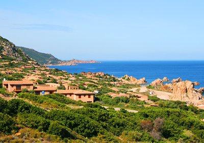 Italie - Sardaigne - Résidence Costa Paradiso