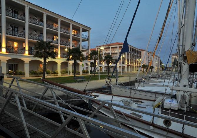 France - Atlantique Nord - Rochefort - Résidence de Bougainville