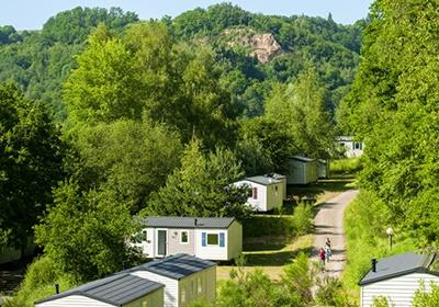 France - Sud Ouest - Saint Amand des Cots - Domaine Résidentiel de Plein Air Les Tours