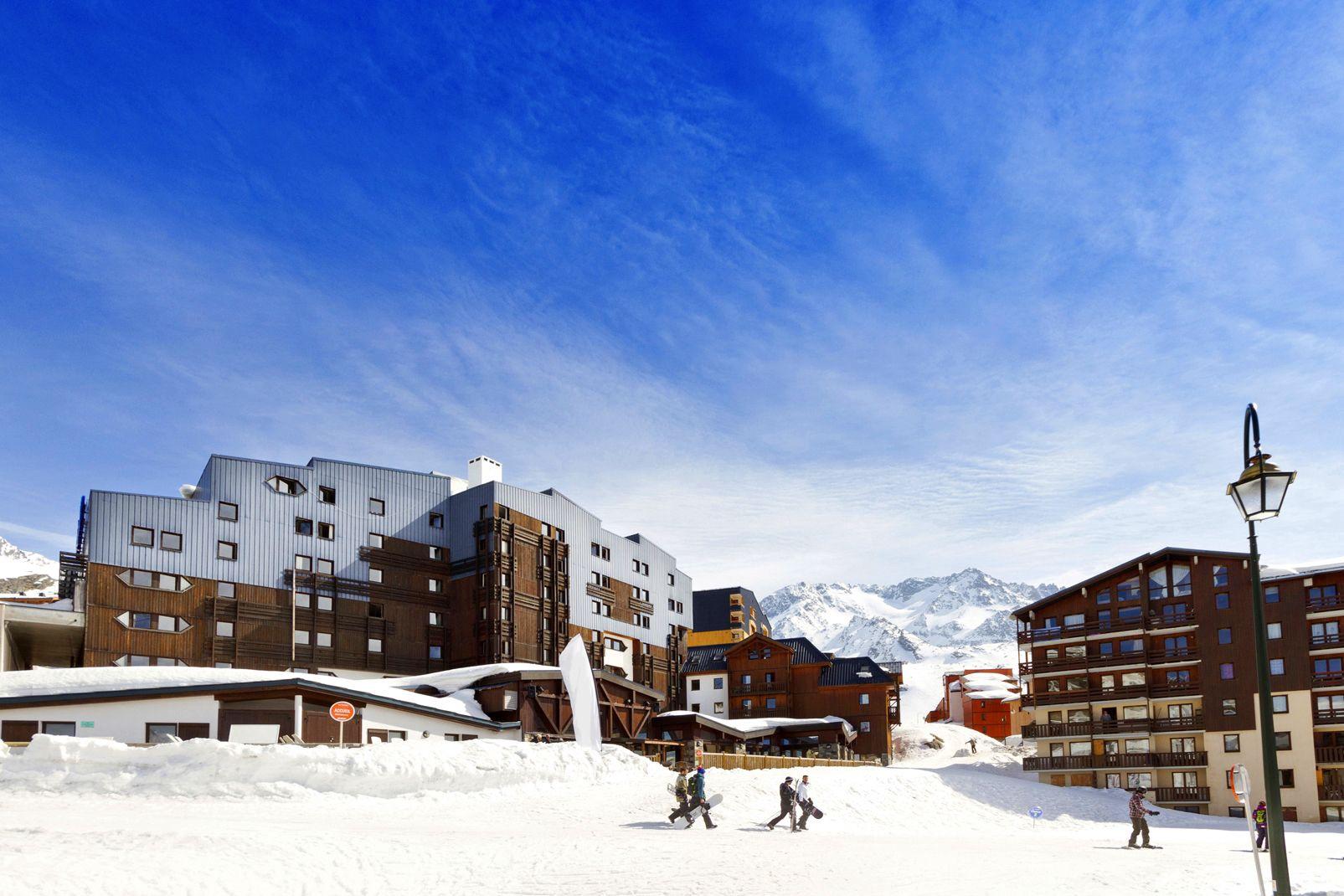 Val Thorens - Les Arolles Village Vacances 4* - 1