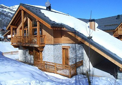 France - Alpes - Valloire - Chalet Alpen Roc