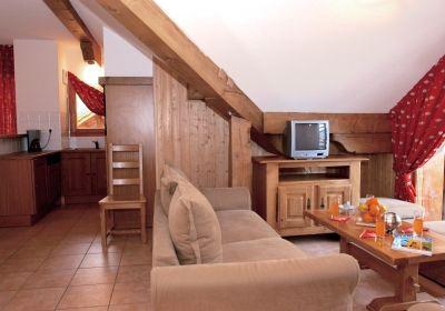 France - Alpes - Alpe d'Huez - Vaujany - Résidence Prestige Odalys La Cascade et les Epinettes 4*