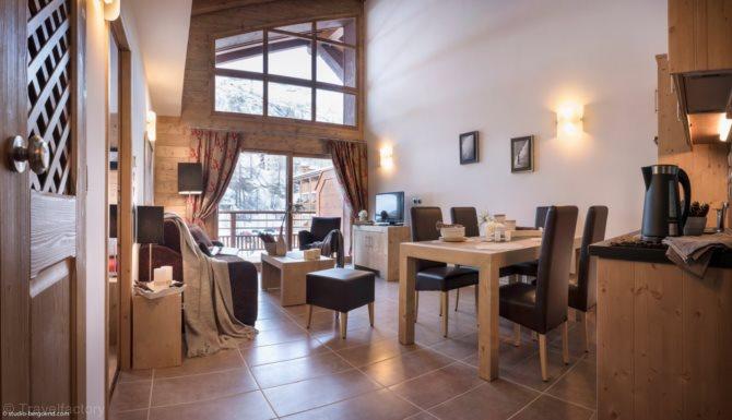 France - Alpes - Tignes - Résidence CGH Kalinda Village