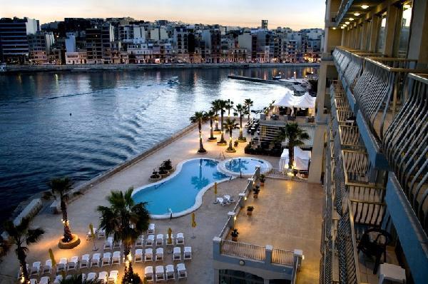 Malte - Cavalieri Hôtel 4*