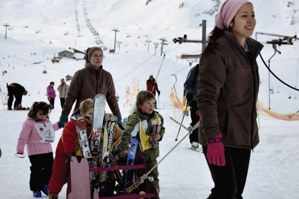France - Alpes - Les Arcs - Arcs 2000 - Club Belambra L'Aiguille Rouge 3* + Remontées Mécaniques