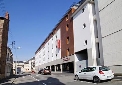 France - Bretagne - Rennes - Résidence Odalys City Rennes