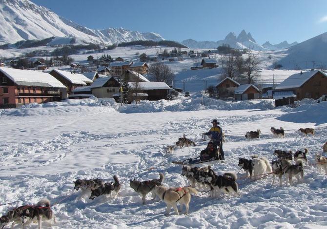 France - Alpes - Albiez Montrond - Résidence Le Relais des Pistes