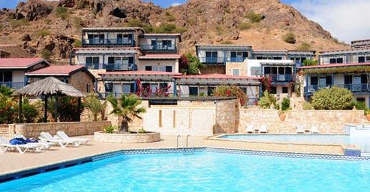 Cap Vert - Boa Vista - Hôtel Marine Club 4*