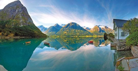 Circuit au coeur de la norvège 3*